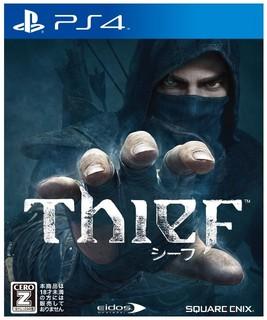 PS4 THIEF シーフ スクウェアエニックス ゲームソフト